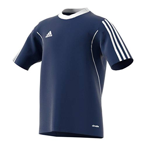 Adias Squadra 13 Youth Soccer Jersey YS New Navy-White ()