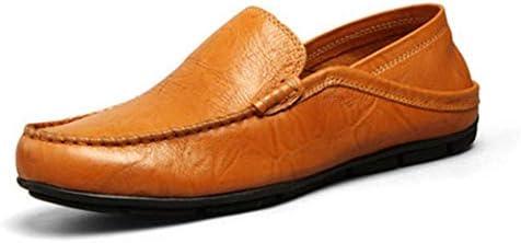 ドライビングシューズ メンズ ローファー スリッポン ビジネスシューズ 紳士靴 カジュアル 彼氏 プレゼント 父の日 旅行 運転 お出かけ 2way履き方 大きなサイズ デッキシューズ モカシン 防滑 軽量