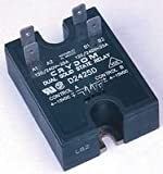 CRYDOM D2440D-10 D24 Series 40 A 24 to 280 V Random Turn-On DC Control Dual Solid State Relay - 1 item(s)