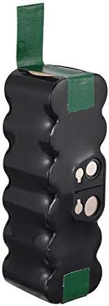 Batería de repuesto de 4000 mAh compatible con IRobot Roomba R3 500 510 520 530 540 550 552 555 560 562 570 58