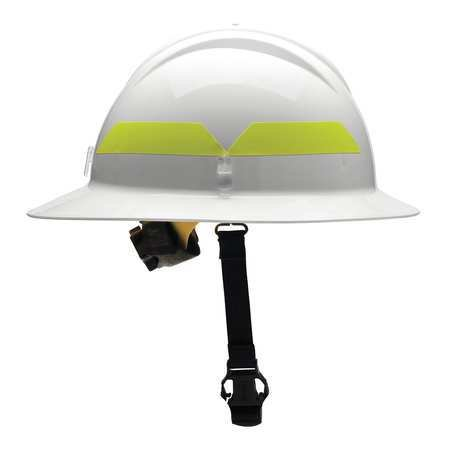 Fire Helmet, White, ()