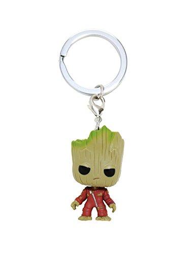 Funko Pocket POP Keychain – Guardians of the Galaxy 2 – Groot (Marvel) Vinyl Figure