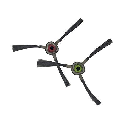 Sweet D Kit de Recambios para Ecovacs Deebot Ozmo 930 Repuestos para Robotics DG3G-KTA - 3 Filtros Hepa + 4 Cepillos Laterales: Amazon.es: Hogar