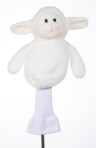Creative Covers for Golf Lamb on the Links Golf Club Head - Cover Lamb