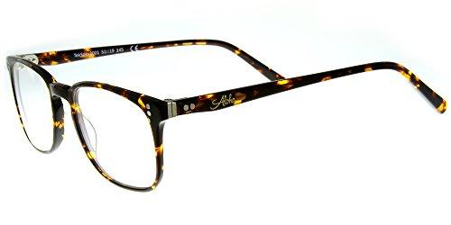 Aloha Eyewear Tek Spex 2001 MADE IN ITALY Unisex RX-Able Progressive Readers with Your Choice of Either Photo-Chromatic or Polarized Lenses (Tortoise - Photos Polarized