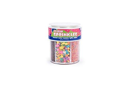 Fox Run 8291 Ice Cream Sprinkles, ()