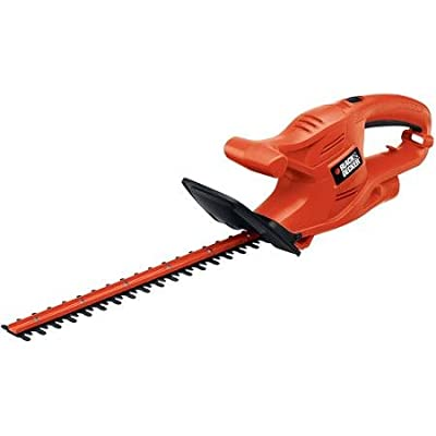 """Black and Decker 3.2A 17"""" Electric Hedge Trimmer"""