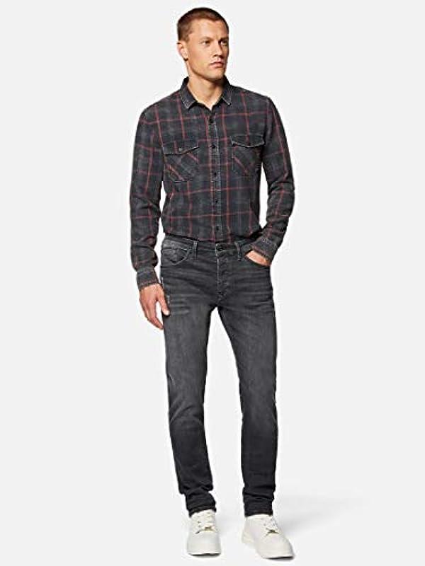 Mavi męskie dżinsy Slim Skinny YVES: Odzież