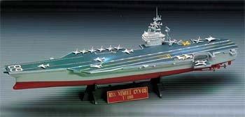 Academy Plastics 14213 1/800 USS Nimitz CVN-68