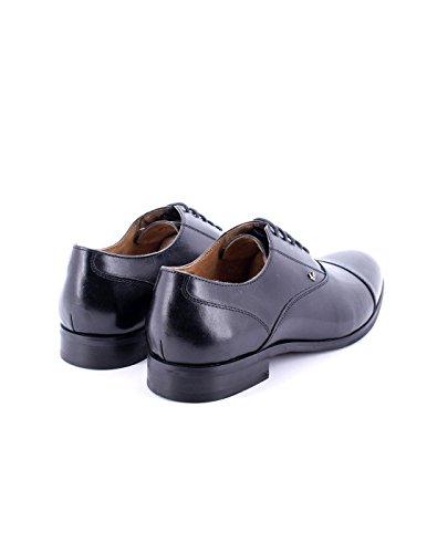 Martinelli Zapato Piel De Negro Negro CTvwHqY