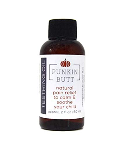 Punkin Butt Teething Oil 2 oz: Amazon.es: Salud y cuidado ...