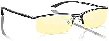 Gunnar Optiks Emissary Computer glasses - block blue light, Anti-glare, minimize digital eye strain - Prevent headaches, reduce eye fatigue and sleep better