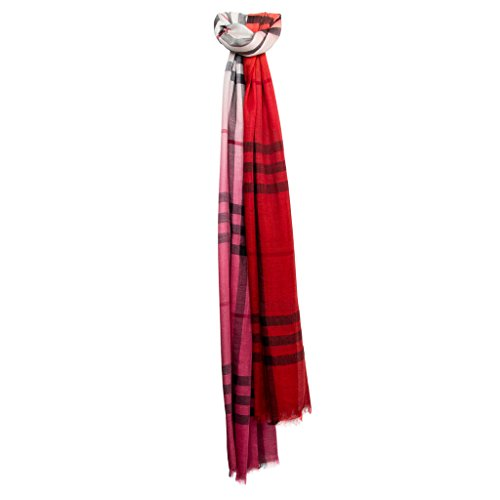 Burberry Giant Check Scarf - 8