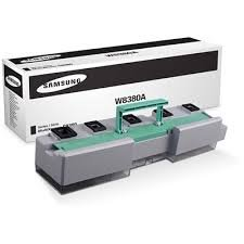 Samsung Genuine Brand Name, OEM CLXW8380A (CLX-W8380A) Waste Container (48K YLD) for CLX-8380ND, Samsung CLX-8540ND Printers