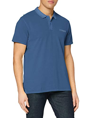 Dockers Garment Dyed Polo, Polo Hombre