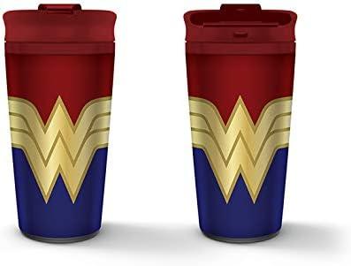 425 milliliters Metal Wonder Woman MTM25707 Mug