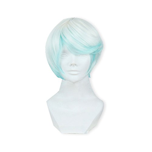 Zestiria Costumes (Mikleo Wig Tales of Zestiria Cosplay Short High Temperature Silk Wigs Coslive)
