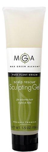Max Green Alchemy Organic Formula Sculpting Gel Tube (5.5 Ounces)