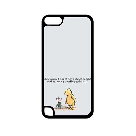(Cartoon Pattern Supreme Winnie the Pooh Phone Case for iPod Touch 5th Generation)