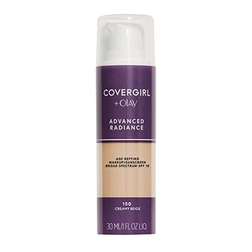 Price comparison product image COVERGIRL Advanced Radiance Age-Defying Foundation (packaging may vary)