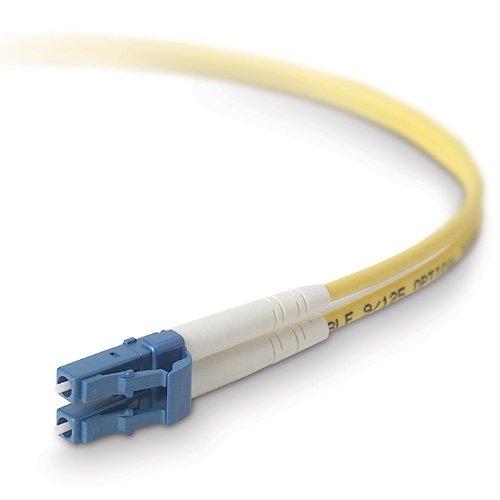 Belkin - f2f802ll-02m - belkin - network cable - lc/pc single mode (m) - l