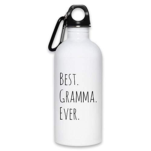 Best Gramma Ever   Funny Water Bottle 20 -