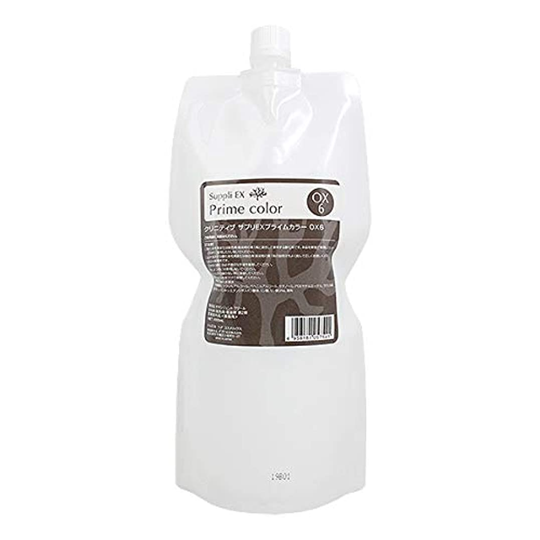 ばかげた西去るイリヤ化学 クリニティブ サプリEXプライムカラー アテンド(染毛補助クリーム) 300g