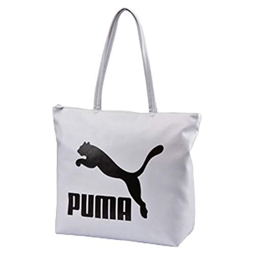 3b027747a Bolsa Fem Puma Easy Shopper 073217-02 Unico Branco ...
