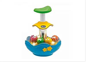 Chicco Aquarium Spinner Activity and Amusement Toy