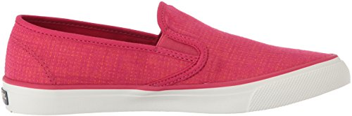 Sperry Top-sider Womens Kyst To-tone Lin Sneaker Rosa / Korall