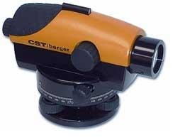 (CST/berger 55-PAL24D PAL Series 24X Magnetically-Dampened Automatic Level Measured in Degree)