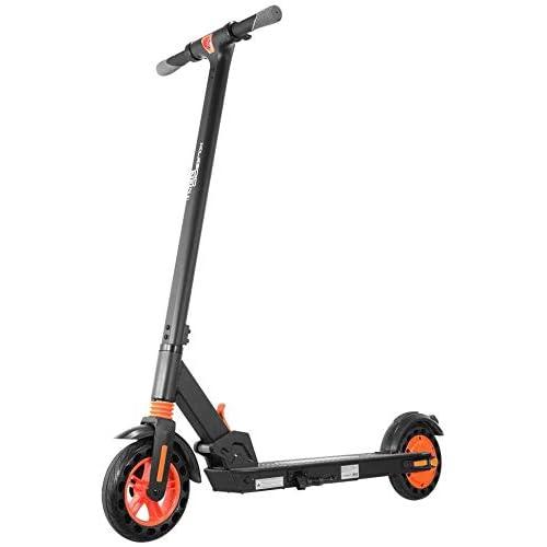 Kugoo Kirin S1 Scooter eléctrico de 8 pulgadas, neumáticos de 350 W CC, motor sin escobillas con velocidad de hasta 25 km/h, sistema de frenado dual a buen precio