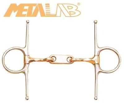 - MetaLab Dr. Bristol Full Cheek Twisted Copper bit 5.5