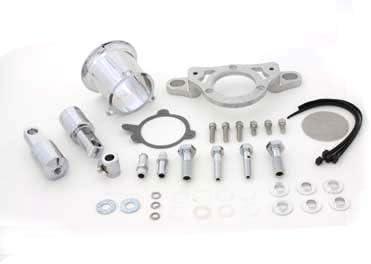 Velocity Stack Standard Kit 2-1//2 S /&S Super E Carburetors VT 34-1110