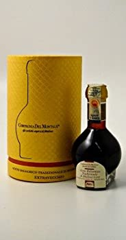 Traditional Balsamic Vinegar of Modena Demetria Extra Vecchio