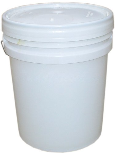 5 Gallon Pail of 99+% Pure Isopropyl Alcohol Federal Grade IPA Concentrated Rubbing Alcohol ()