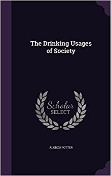 Book The Drinking Usages of Society