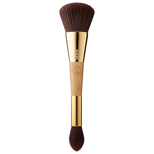 Tarte Bronze & Glow Double-Ended Contour Brush In Box by Tarte