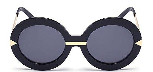 GAMT Retro Style Round Sunglasses for Women - Solaray Glasses
