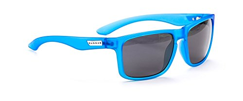 Gunnar Optiks INT-06407 Intercept Sunglasses, designed to protect and enhance your vision, block 100% - Line 7 Sunglasses