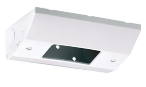 Bryant Electric RU170W Under Counter Electrical Box, White (Outlet Under)