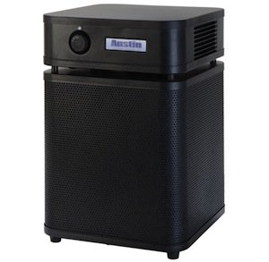 Cleaner Machine Air Allergy - Austin Air Allergy Machine Jr HM205 - Black