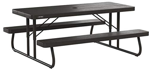 Lifetime 6' Folding Picnic Table...