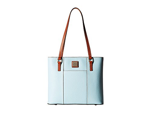 Dooney & Bourke Pebble Grain Small Lexington Shopper,Pale Blue (Dooney Bourke Lexington)