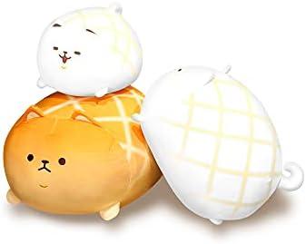 Bread dog plush