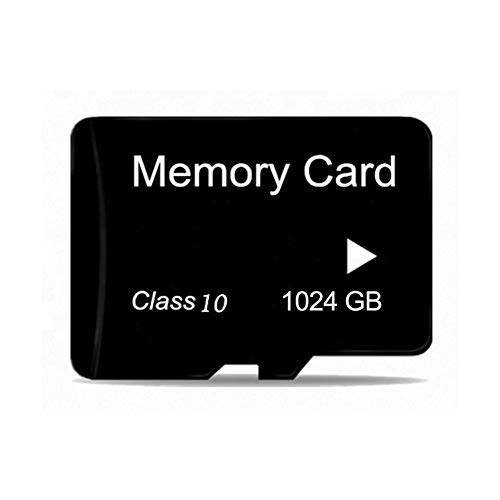 Micro Memory Card 1024GB High Speed Class 10 TF Card with Adapter for SD Card SD SDXC Card for Cell Phone Camera MP3 1TB by Ex Card (Image #1)