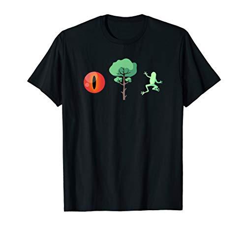 Red Eyed Tree Frog T-Shirt / Pet Amphibian Gift