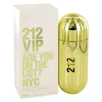(Carolina Herrer 212 VIP Women Eau De Parfum Spray, 2.7 Ounce)
