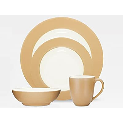 Click for Noritake Colorwave Suede 4-Piece Rim Place Setting