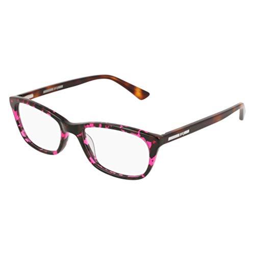 Eyeglasses Alexander McQueen MQ 0114 OP- 003 HAVANA /